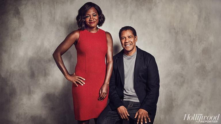Denzel Washington and Viola Davis Interviewed By Kareem Abdul-Jabbar: Race, Family and 'Fences' in the Trump Era