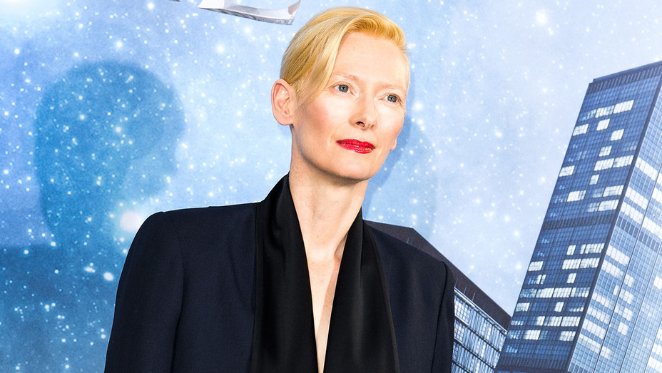 Tilda Swinton - Doctor Strange Berlin Photocall - Getty - H - 2016