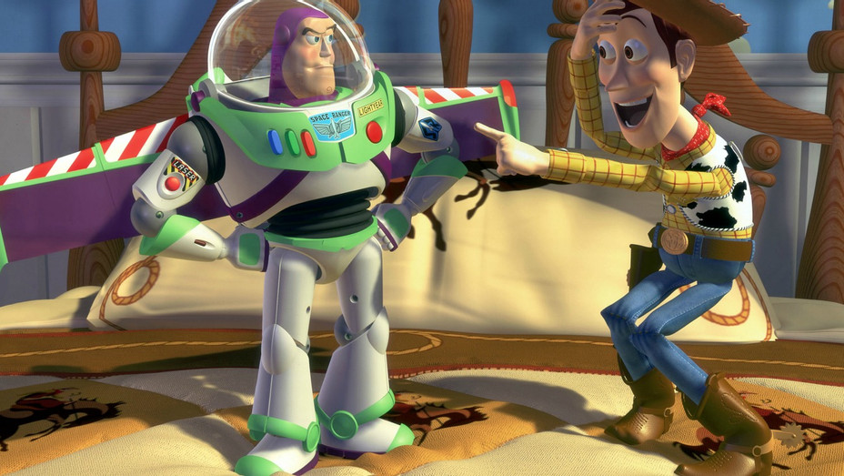 Toy Story 1995 - H - 2016