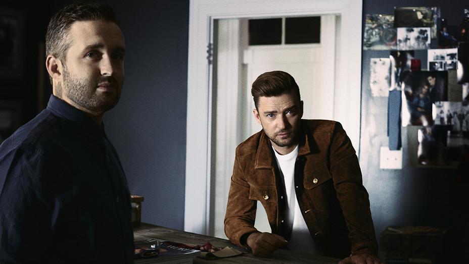 Trace Ayala and Justin Timberlake - H - 2016