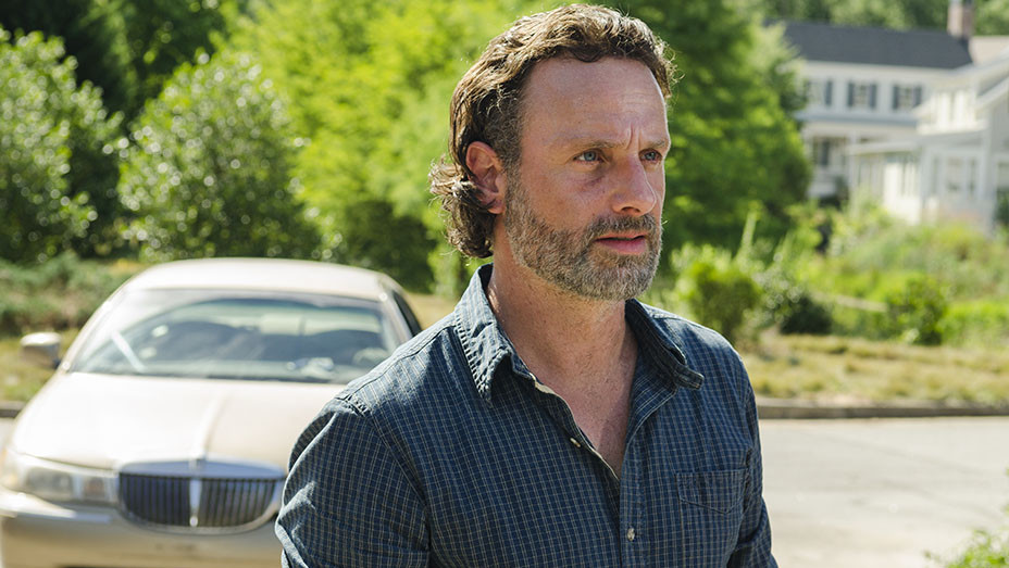 Walking Dead Episode 704 - Andrew Lincoln - Season 7, Episode  - EMBED 2016