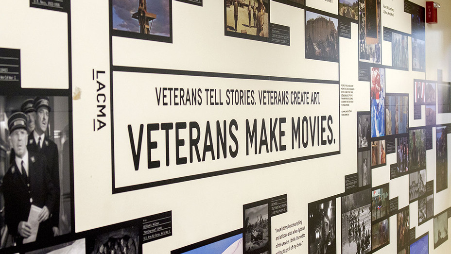 Veterans in the Arts and Humanities Day -Veterans Make Movies-Publicity- H 2016