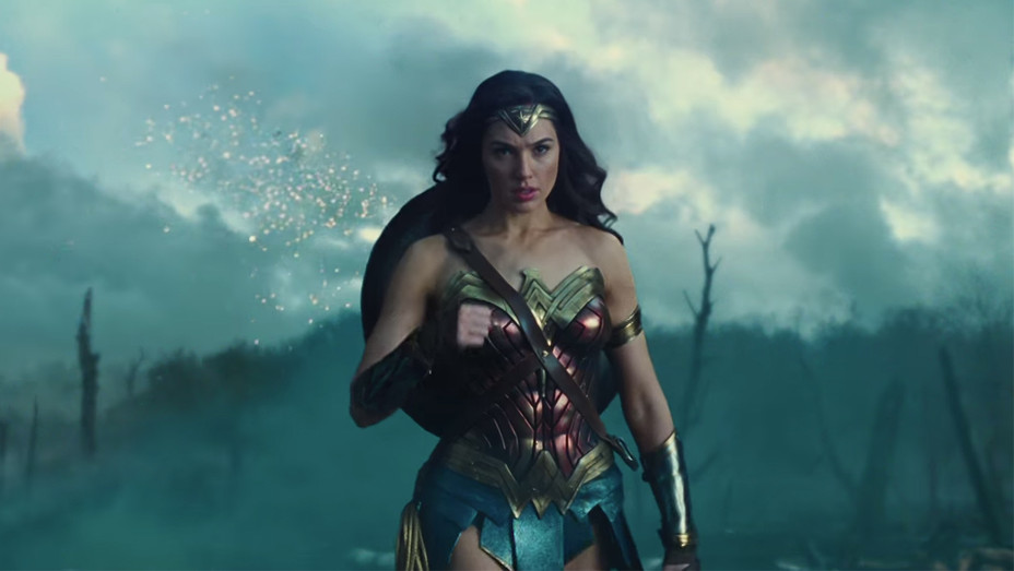 Wonder Woman Trailer 2 Screengrab 2 - H 2016