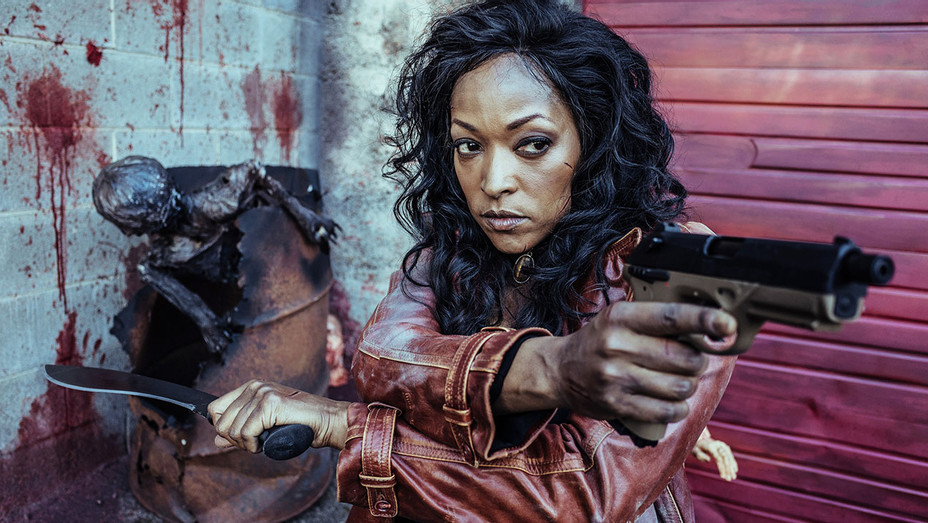 Z Nation S03E10 Kellita Smith Still - Publicity - H 2016