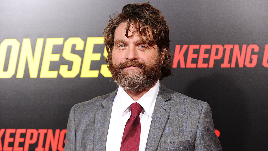 Zach Galifianakis - Keeping Up with the Joneses Premiere - Getty - H - 2016