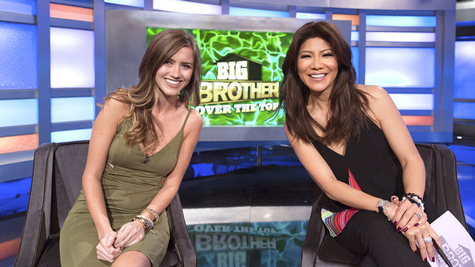 BIG BROTHER: OVER THE TOP -Julie Chen and Shelby Stockton-Publicity-H 2016
