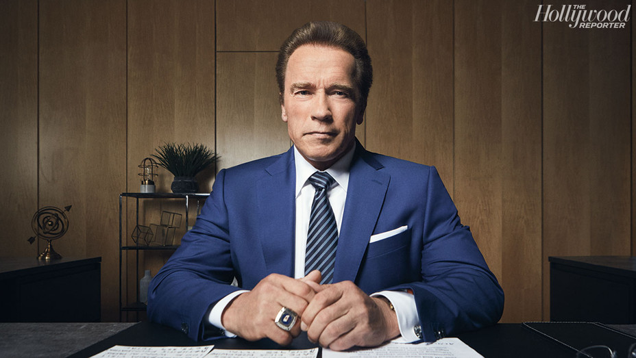 Arnold Schwarzenegger -Apprentice- Photographed by Koury Angelo - H 2016
