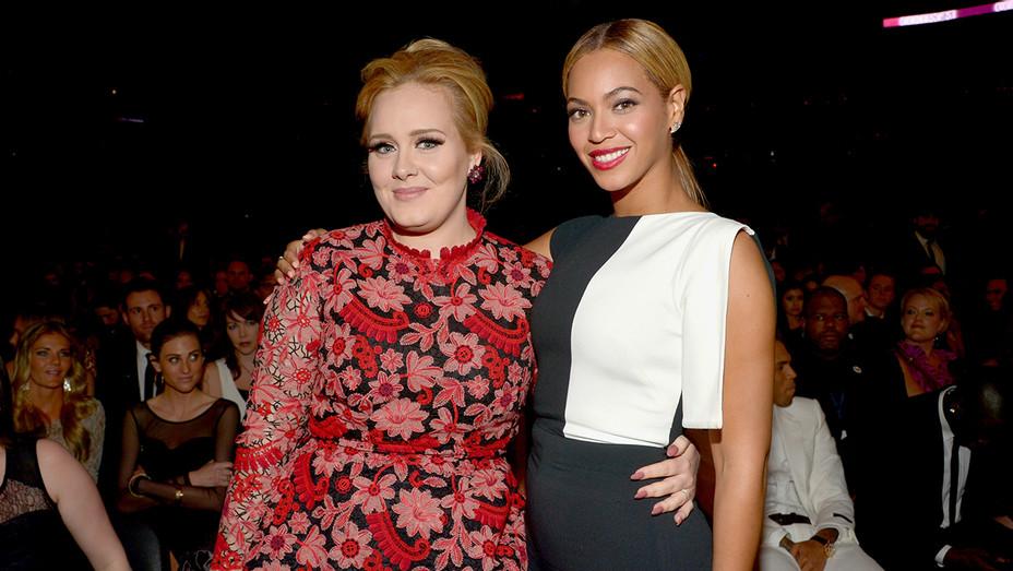 Adele Beyonce Grammys H 2016