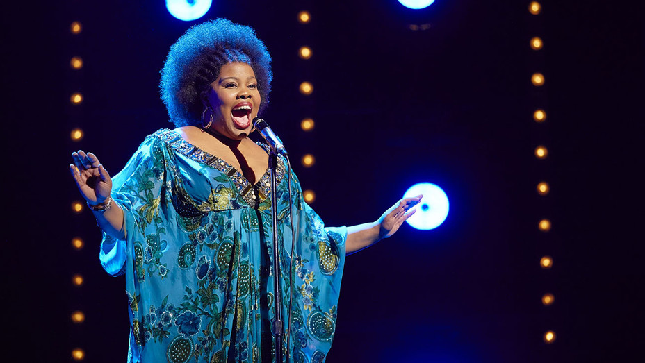 DREAMGIRLS -Sonja Friedman Productions -Amber Riley -Publicity-H 2016