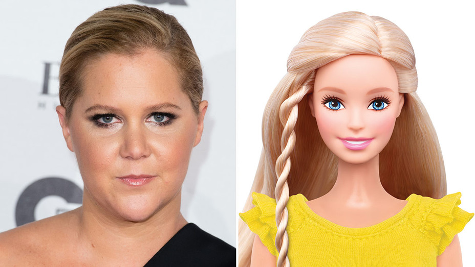 Amy Schumer - Barbie - Split - H - 2016