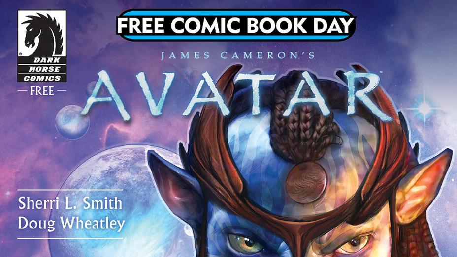 Avatar Free Comic 2017 - Publicity - P 2016