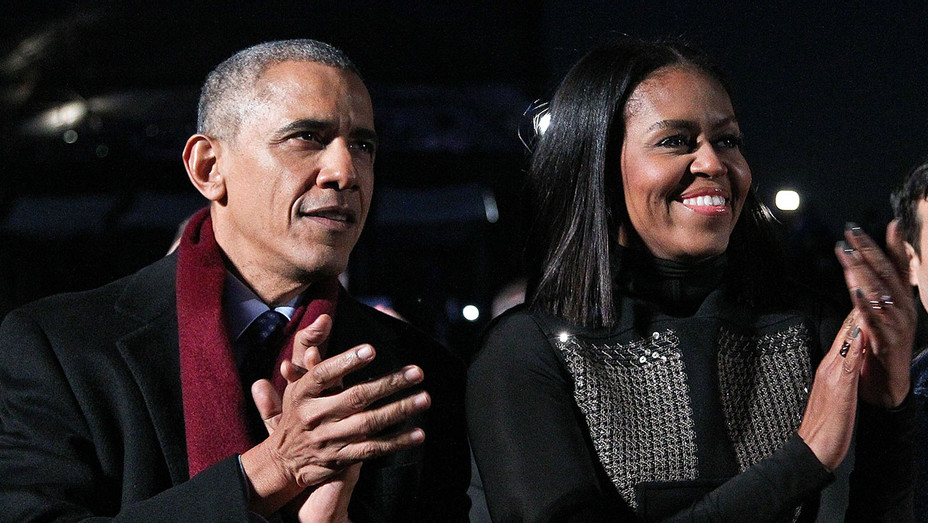 Barack and Michelle Obama - Getty - H 2016