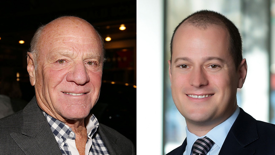 barry diller and joey levin Split - H 2016