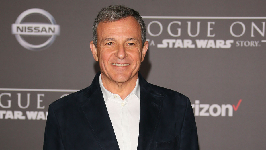Bob Iger Rogue One premiere - Getty - H