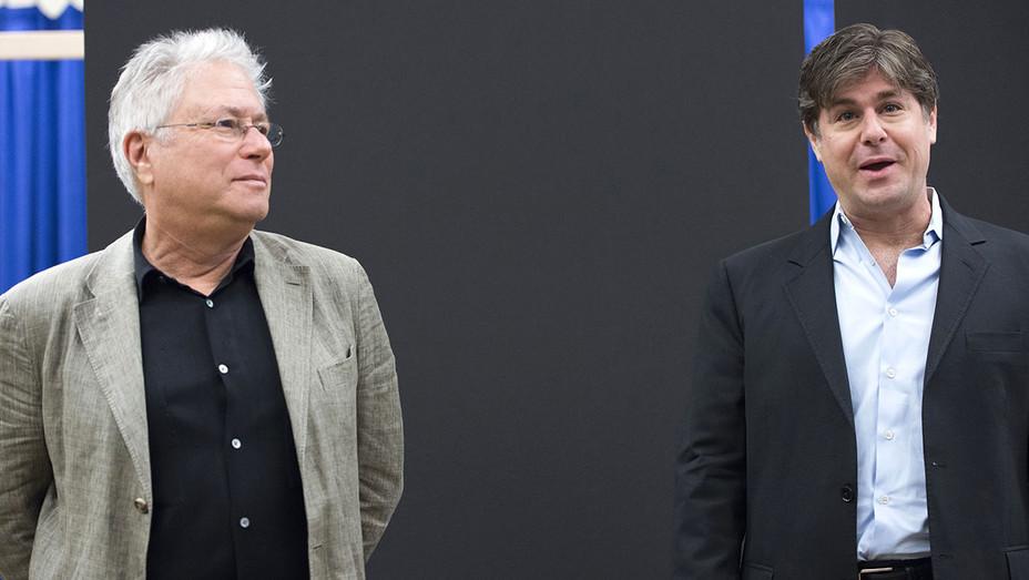 Alan Menken and Glenn Slater -Publicity-H 2016