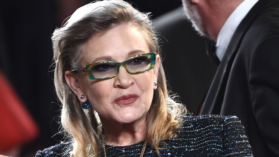 Carrie Fisher Cannes 2016 - Getty - H 2016