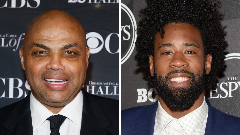 Charles Barkley and DeAndre Jordan - Split - H - 2016