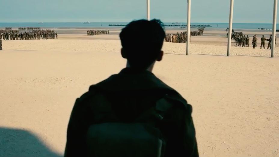 Dunkirk Trailer Still - H 2016