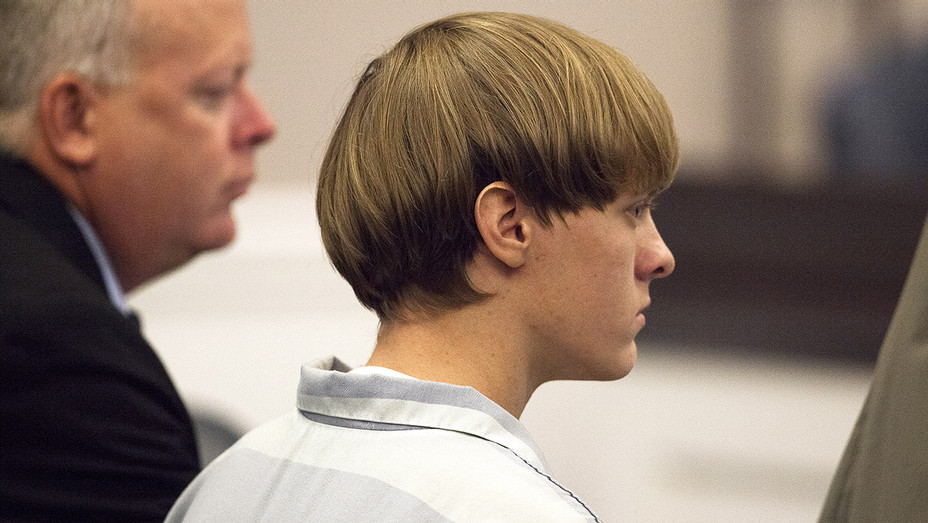 Dylann Roof  - Getty - H 2016