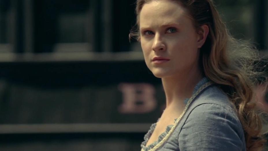 Evan Rachel Wood - Westworld Still - H 2016