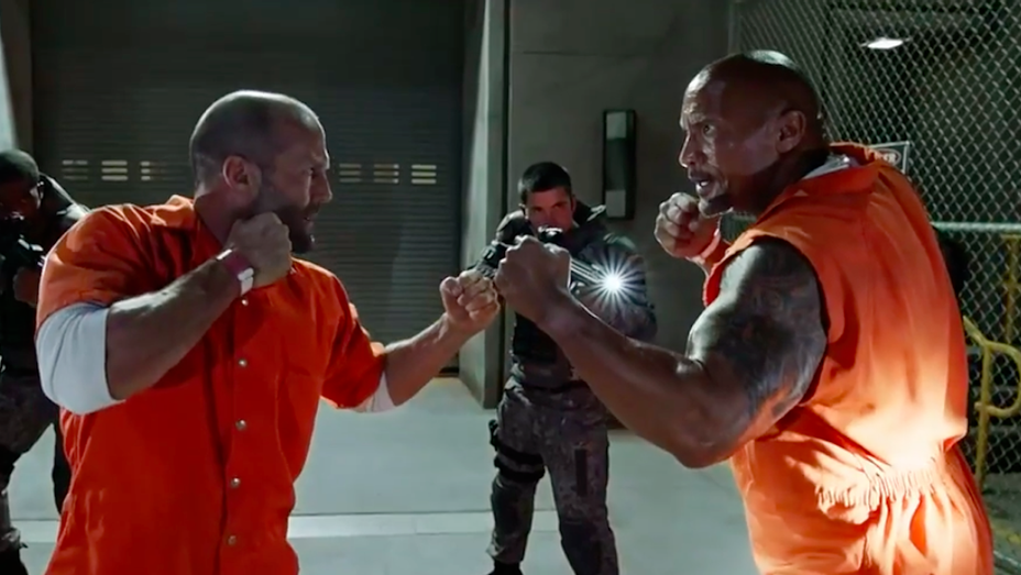 Fate of the Furious Trailer Still - H 2016