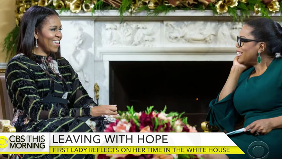 First Lady Michelle Obama on husband's legacy of hope - Screen shot-H 2016