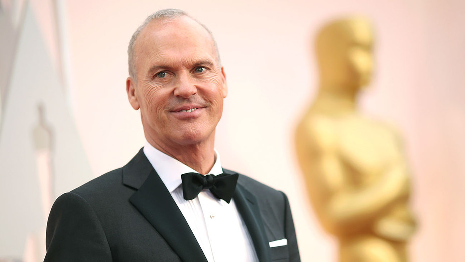 Michael Keaton attends the 87th Annual Academy Awards - Getty-H 2016