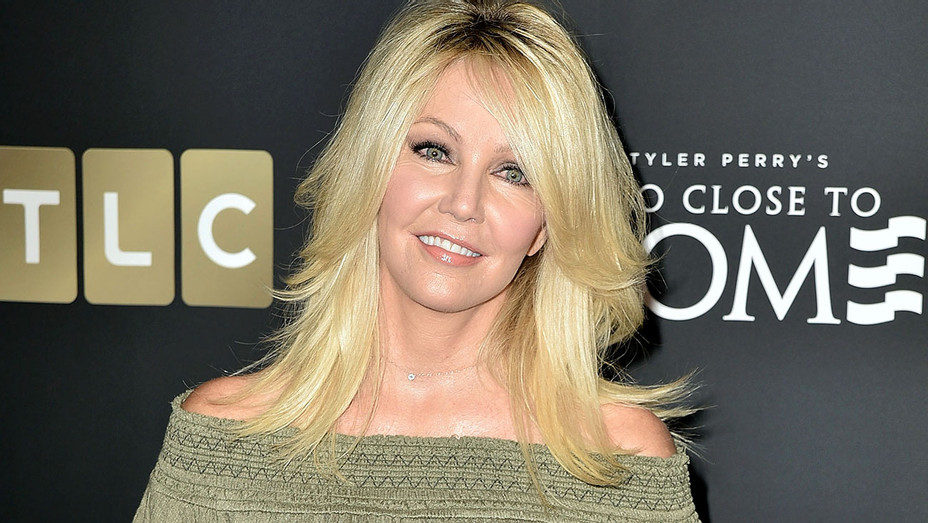 Heather Locklear - Screening Too Close To Home -Getty-H 2016