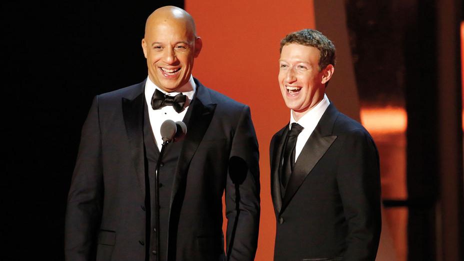 Vin Diesel and Mark Zuckerberg -2017 - NASA Ames Research Center- Getty-H 2016
