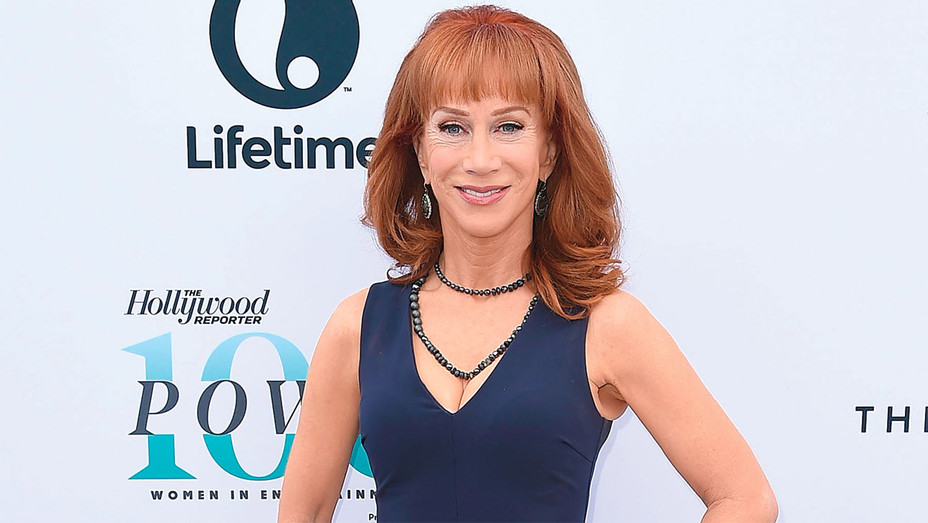 Kathy Griffin - The Hollywood Reporter's Women in Entertainment Breakfast -Getty-H 2016