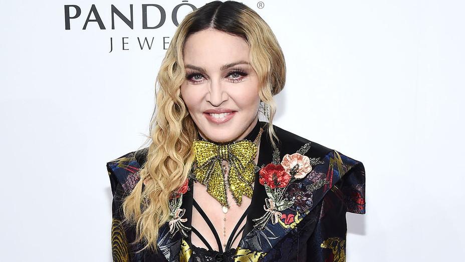 Madonna attends Billboard Women In Music 2016  - Getty - H 2016