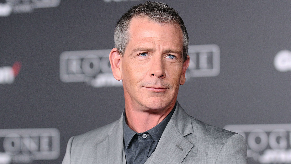 Ben Mendelsohn - Rogue One: A Star Wars Story Premiere - Getty-H 2016