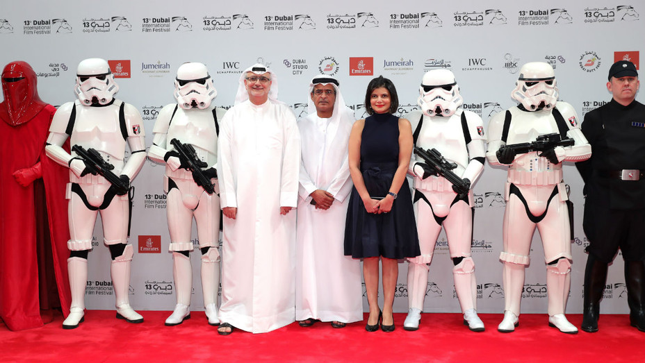 Dubai Film Festival Closing Screening - Getty - H 2016