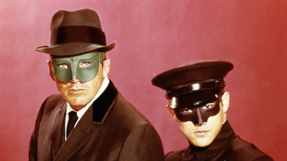 The Green Hornet (ABC) 1966-1967  Shown from left: Van Williams, Bruce Lee - Photofest-H 2016
