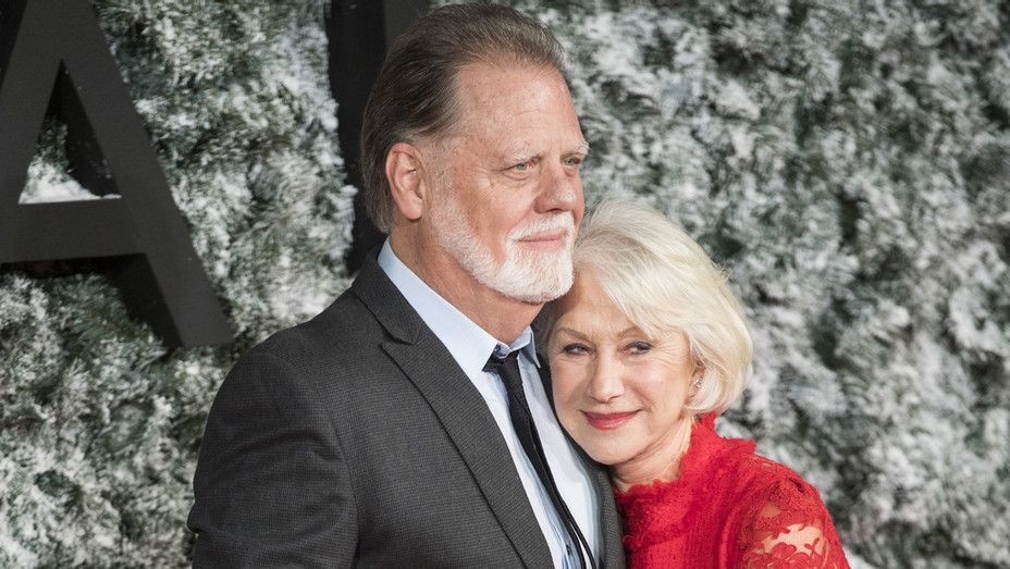 Helen Mirren Taylor Hackford_getty - H 2016