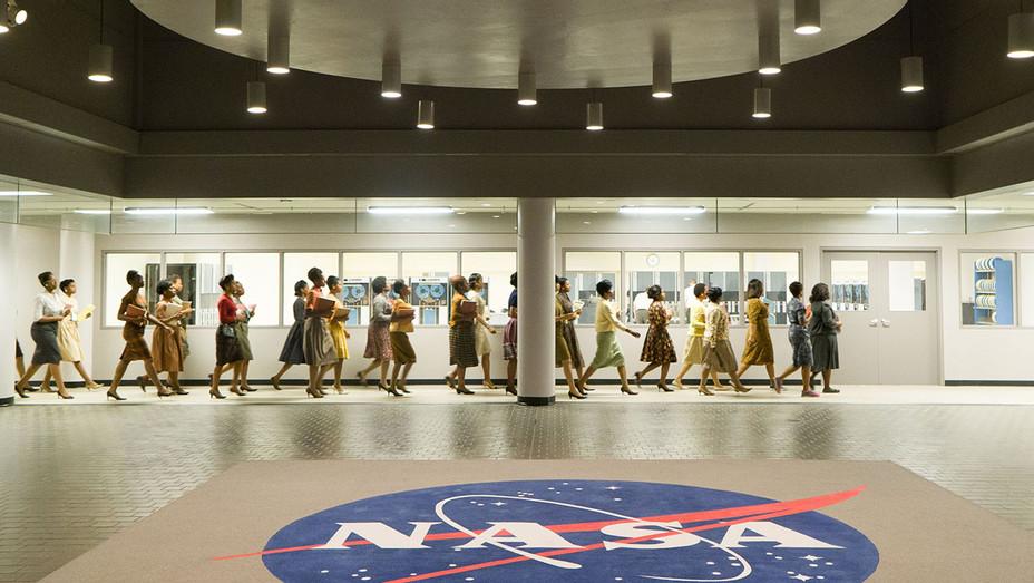 Hidden Figures - Still 6- The African-American women working at NASA-H 2016