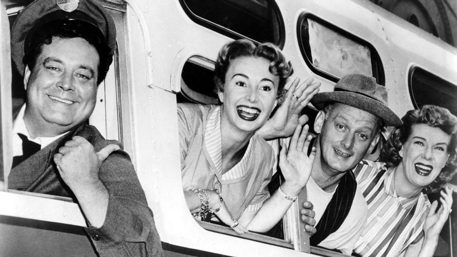 The Honeymooners (CBS) 1955–1956 - BUS -Photofest-H 2016