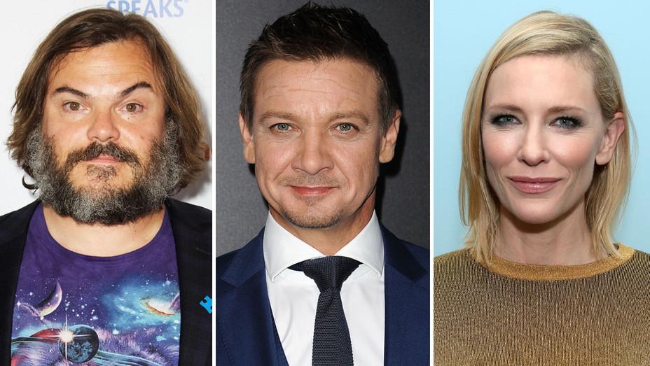 Jack Black Jeremy Renner Cate Blanchett - Split - H - 2016