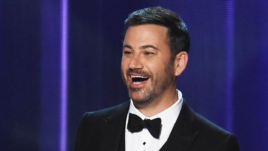 Jimmey Kimmel Tux - Emmys - Getty - H - 2016