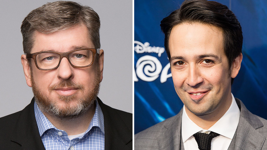 john rogers and lin-manuel miranda Split-Publicity-Getty-H 2016