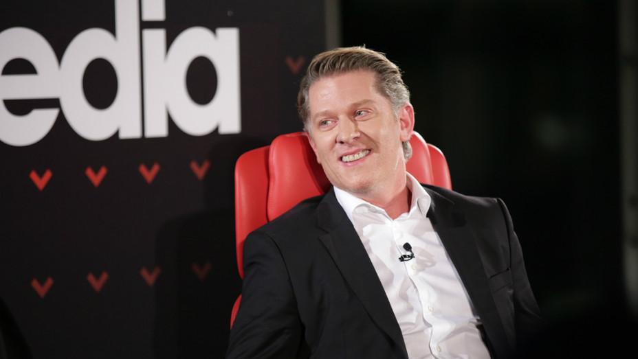 Turner CEO John Martin - Publicity - H 2016