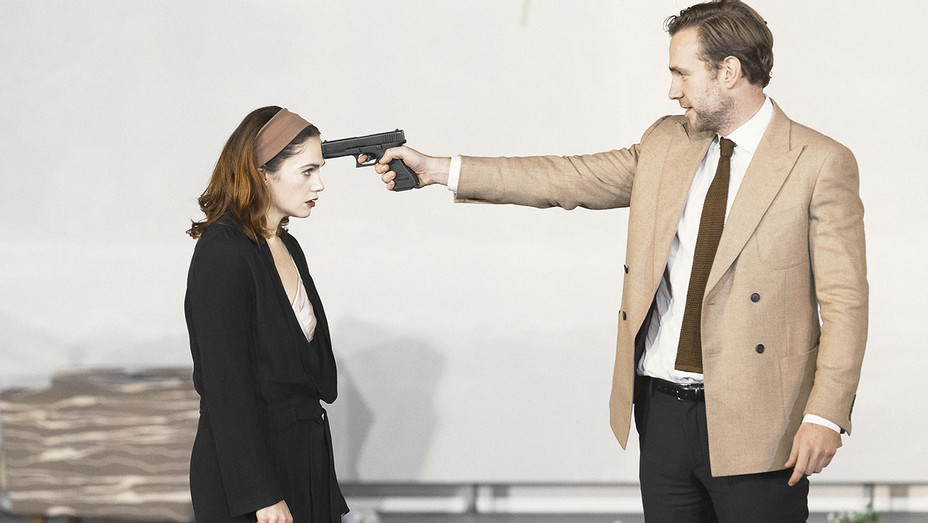Hedda Gabler - London Review -Ruth Wilson and Rafe Spall- H 2016