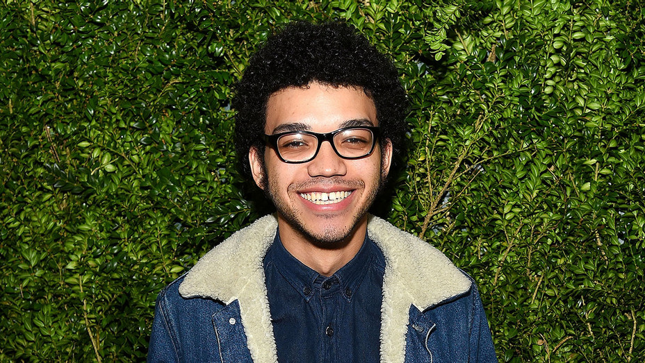 Justice Smith - Getty - H 2016