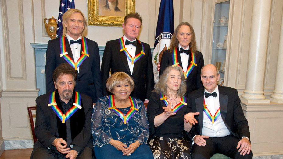 Kennedy Center Honors - H Getty 2016