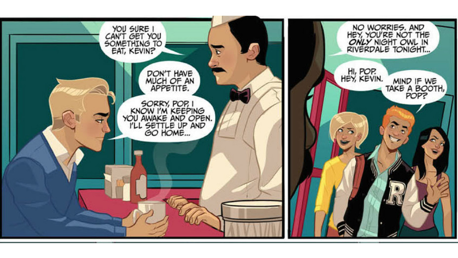 Archie's Kevin Keller In 'Love Is Love' Comic - Publicity - H 2016
