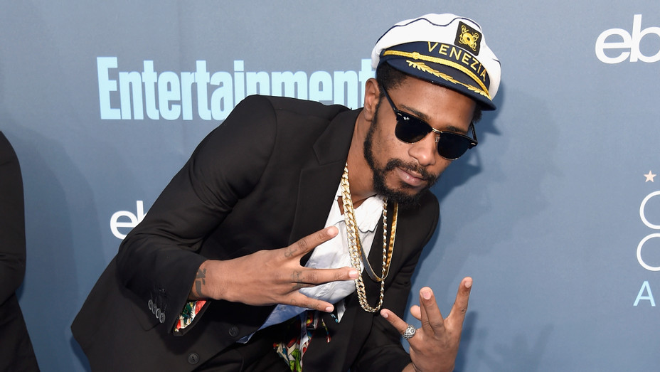 Lakeith Stanfield Critics' Choice Awards - H GEtty 2016