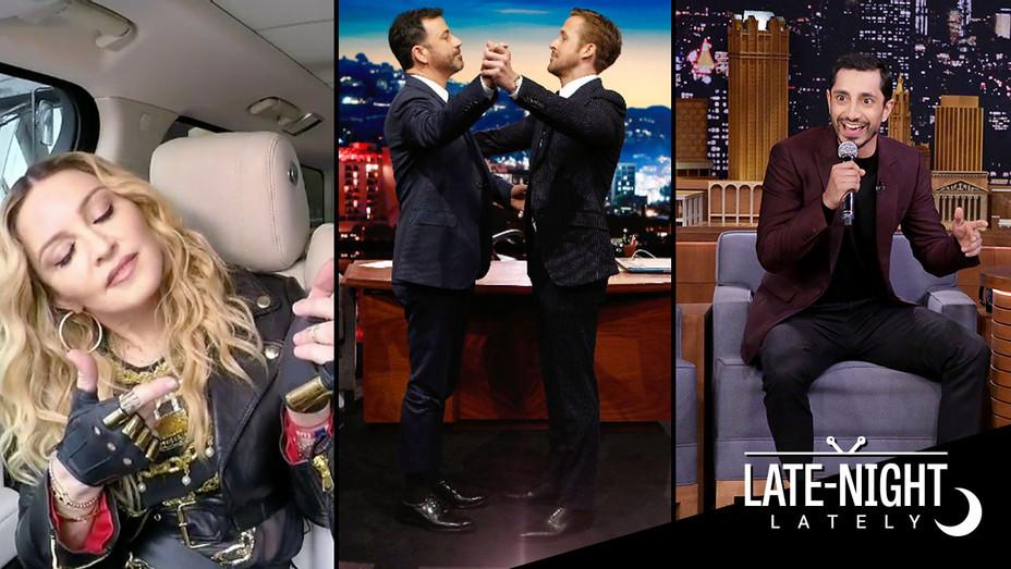Late Night Lately Split 12/09 - Publicity - H 2016
