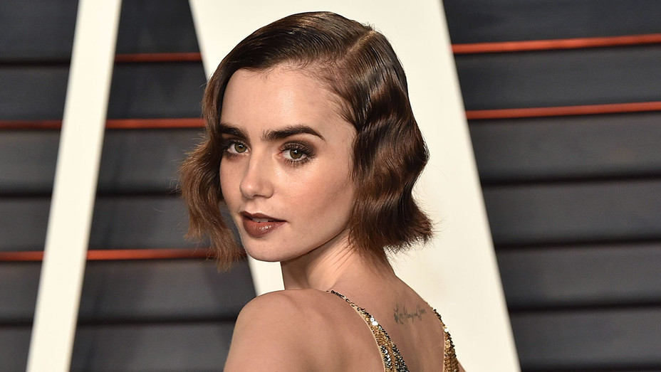 Lily Collins  - Getty - H 2016