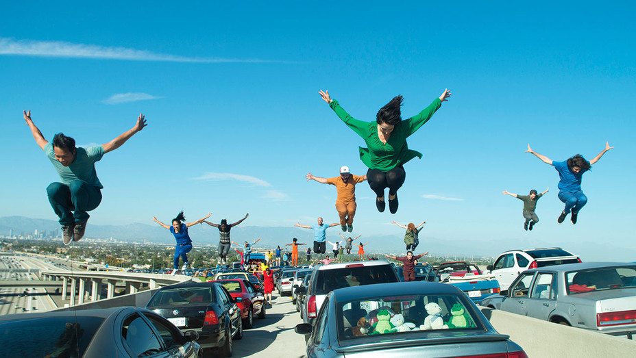 La La Land's' Opening Number Curtain-Raiser - Publicity-H 2016