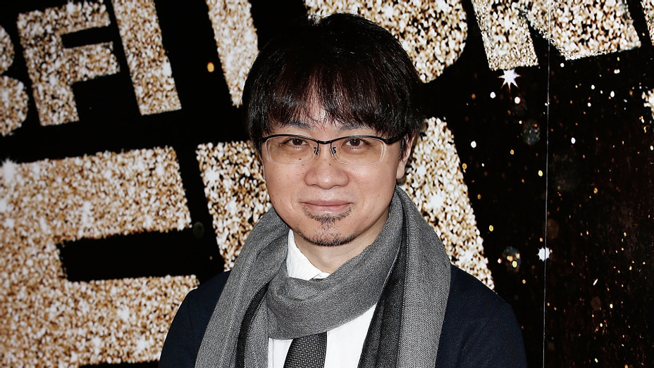Makoto Shinkai Getty - H 2016